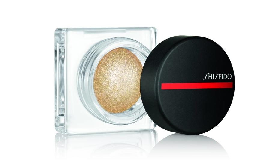 Shiseido шиммер для лица, глаз и губ.