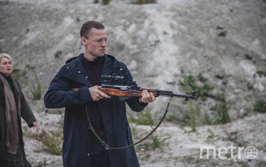 """Сериал выйдет на телеэкраны в 2020 году. Дмитрий Власкин. Фото предоставлены Киностудией КИТ, """"Metro"""""""