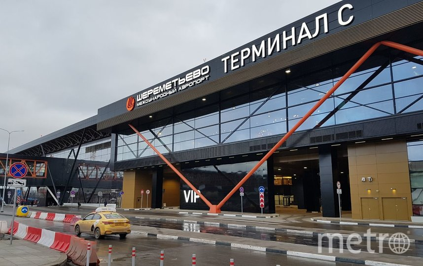 В Москве открыли новый терминал аэропорта Шереметьево. Фото Василий Кузьмичёнок