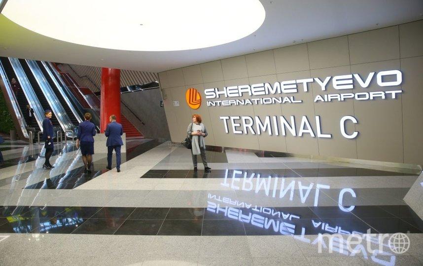 Терминал разместился в так называемый северной зоне аэропорта (бывший Шереметьево-1). Фото Василий Кузьмичёнок