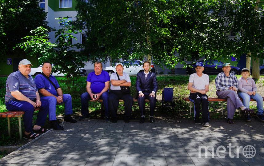 """Развивайте коммуникабельность. Фото предоставлено Павлом Докучаевым, """"Metro"""""""
