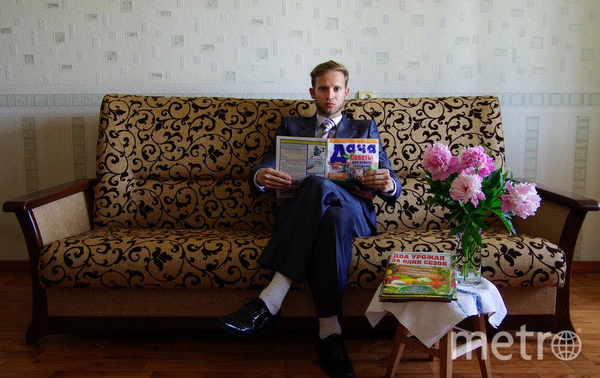"""Больше читайте. Фото предоставлено Павлом Докучаевым, """"Metro"""""""