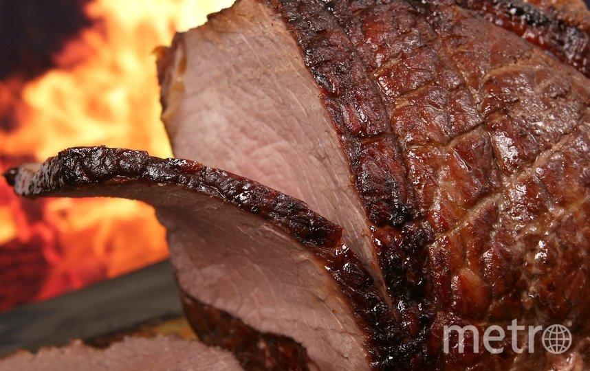 Наибольший вред от мяса возникает при жарке. Фото Pixabay