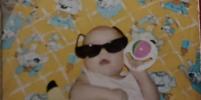 Загитова показала каким была младенцем