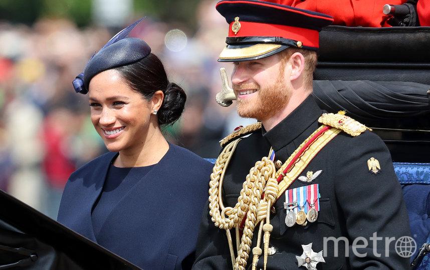 8 января 2020 года принц Гарри и Меган Маркл объявили о решении отказаться от исполнения полномочий высокопоставленной королевской семьи. Фото Getty