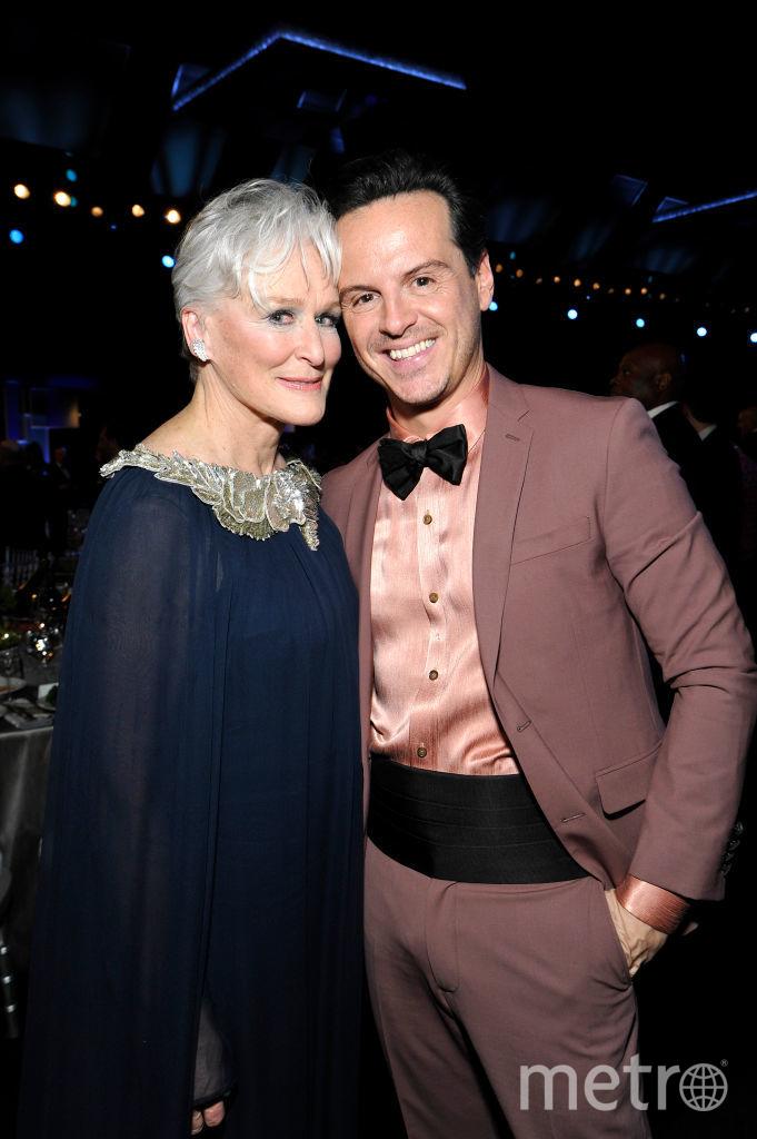 SAG Awards-2020. Глен Клоуз. Фото Getty