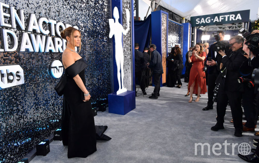 SAG Awards-2020. Джей Лос. Фото Getty