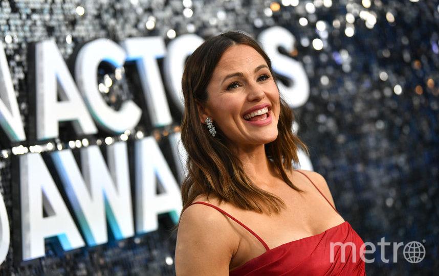 SAG Awards-2020. Дженнифер Гарнер. Фото Getty