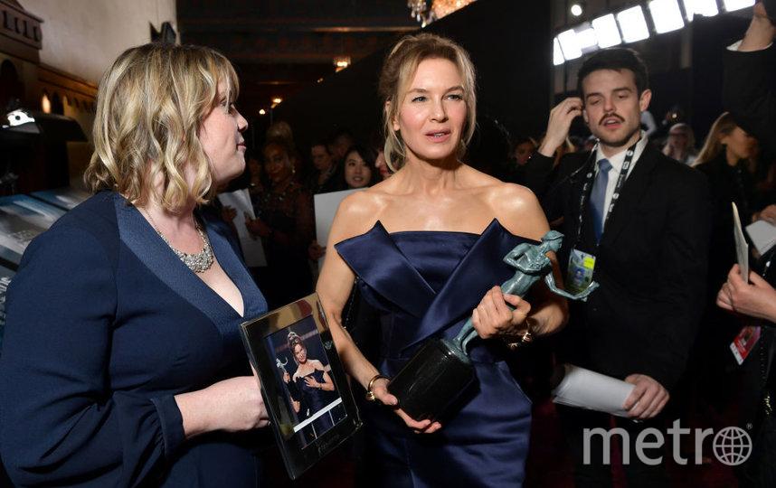 SAG Awards-2020. Риз Уизерспун. Фото Getty
