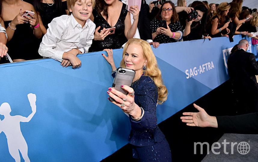 SAG Awards-2020. Николь Кидман. Фото Getty