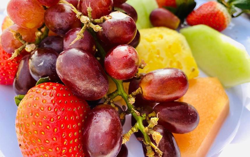 Ешьте настоящие фрукты и овощи. Фото скриншот: @plant_based_saginaw_pbnsg