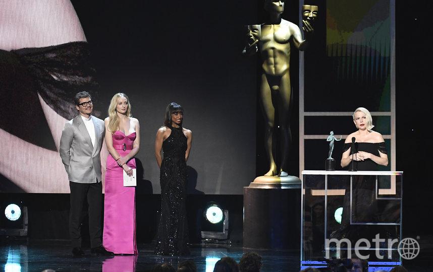 Педро Паскаль, Софи Тёрнер и другие. Фото Getty