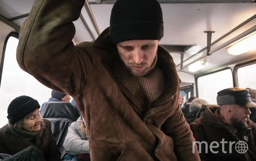 """Съемки фильма """"Петровы в гриппе"""". Фото Hype Film"""