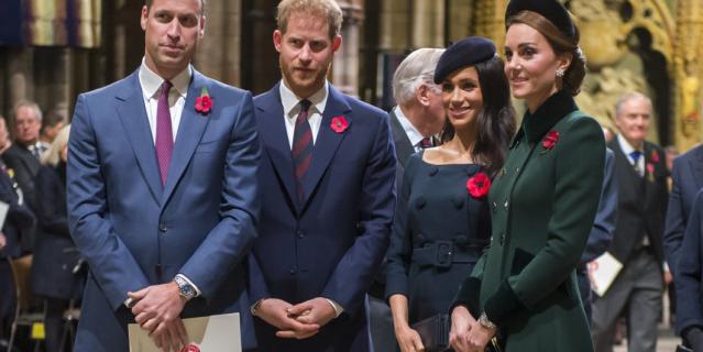 Саманта Маркл считает, что у Кейт Миддлтон и принца Уильяма больше преимуществ перед герцогами Сассекскими.