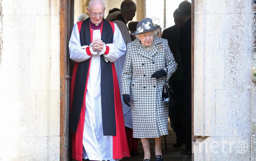 Елизавету II застали в Сандрингеме 19 января. Фото Getty