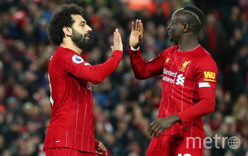 По 11 голов забили Садио Мане и Мохамед Салах. Фото Getty