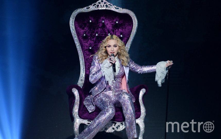 Мадонна. Архивное фото. Фото Getty