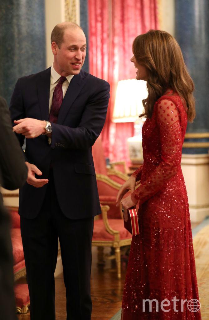 Дипломатический прием в Букингемском дворце. Фото Getty