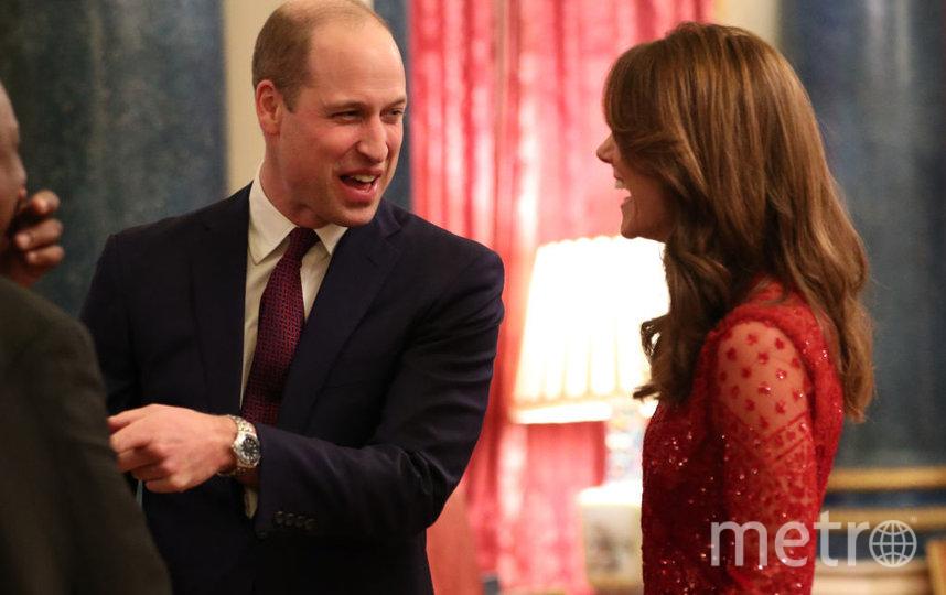 Кейт и Уильям. Фото Getty