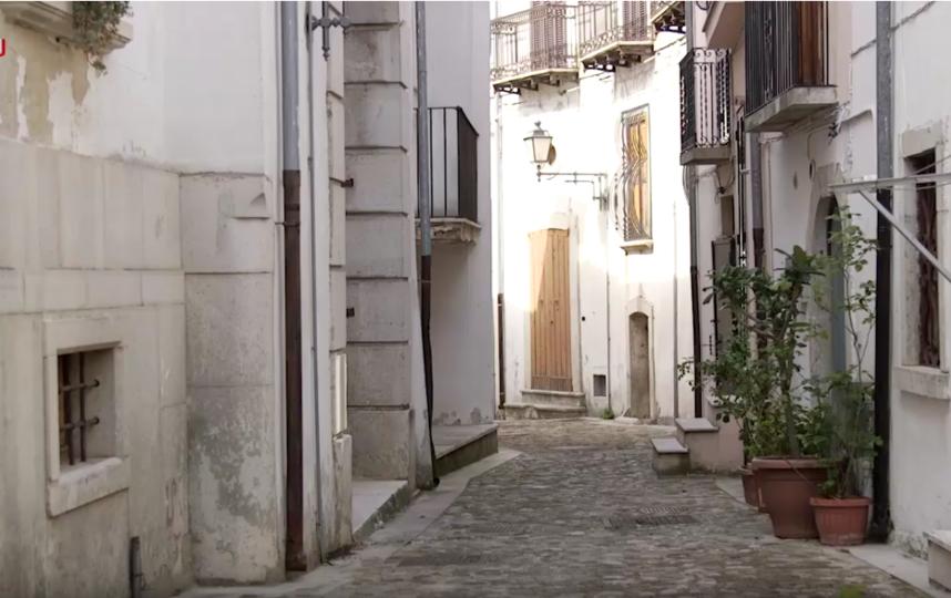 Бизачча, Италия. Фото скриншот: youtube.com/watch?v=MWRJ7vsAgPw