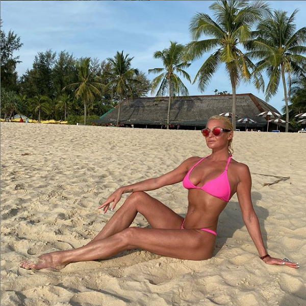 Анастасия Волочкова. Фото скриншот instagram.com/volochkova_art/?hl=ru
