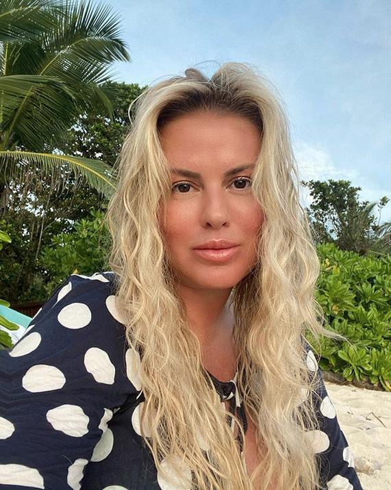 Анна Семенович. Фото Скриншот Instagram: @ann_semenovich