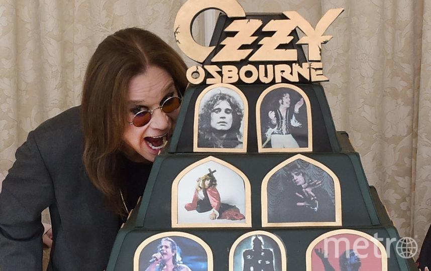 Оззи Осборн. Фото Getty