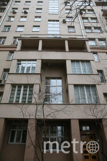 Дом стал ярким образцом конструктивизма: везде строгость, геометризм, лаконичность форм. Фото Василий Кузьмичёнок