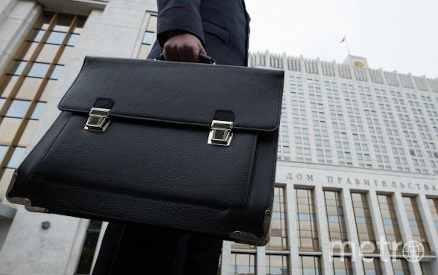 Назначены члены нового правительства РФ. Фото РИА Новости