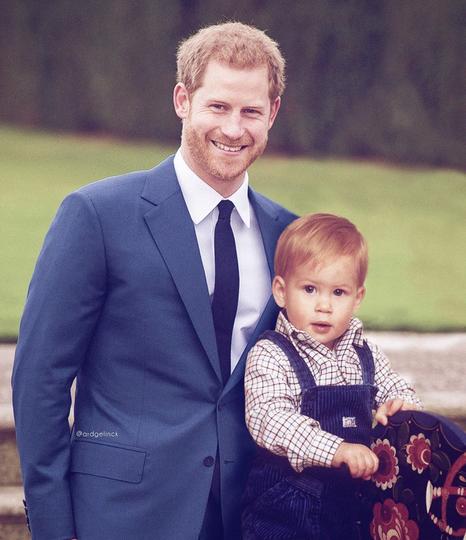 Принц Гарри. Фото Instagram @ardgelinck