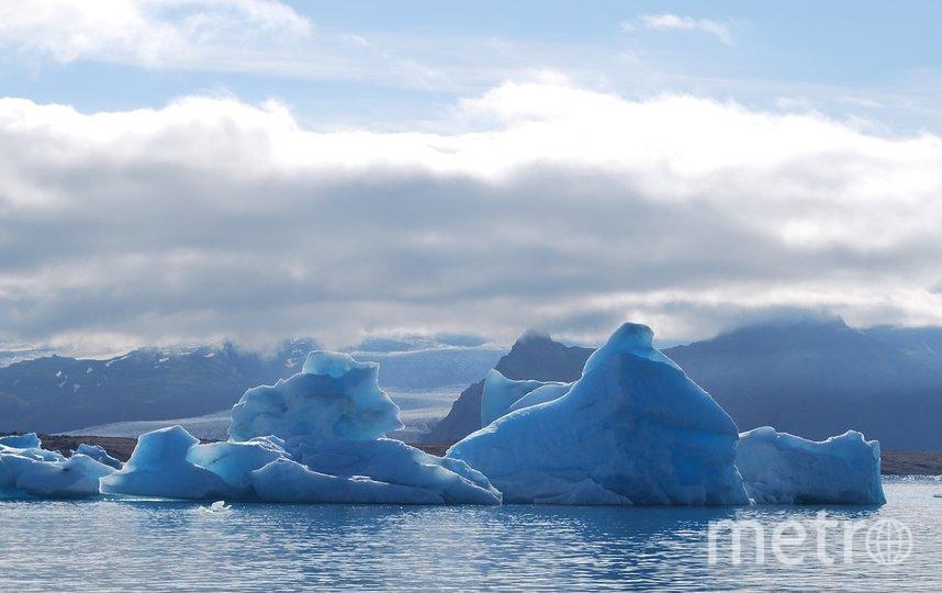 Отрыв льда произошёл в районе м. Свободный в заливе Мордвинова. Архивное фото. Фото pixabay.com