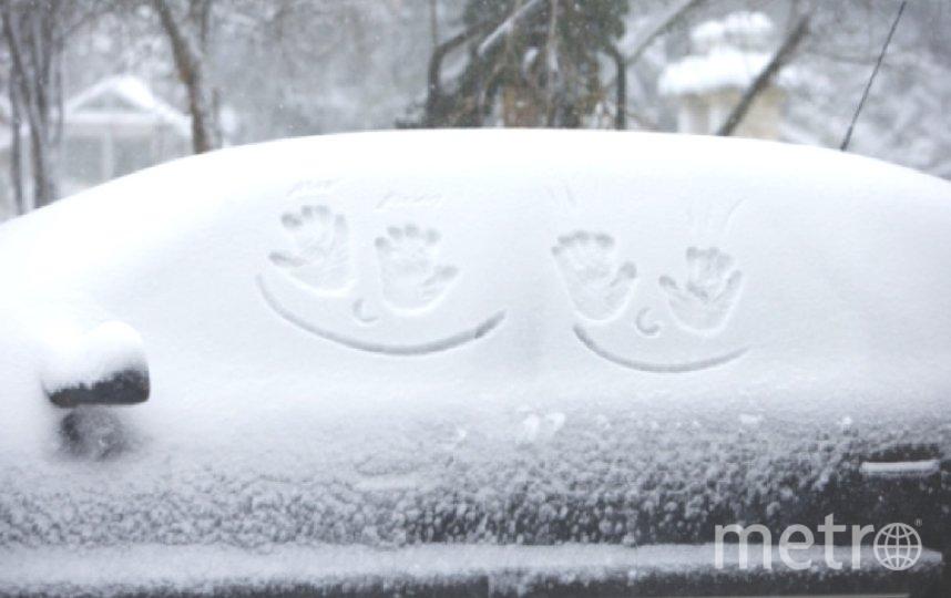 Снега было мало и не везде. Фото Getty