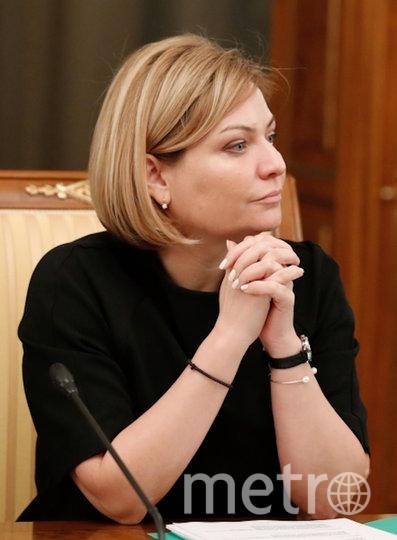 Ольга Любимова. Фото РИА Новости
