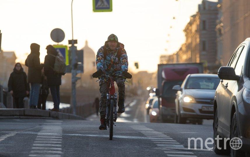 """Если велополосу уберут, то решать, что окажется на её месте, будут точно не местные жители и муниципалитет, а ГИБДД и другие профильные ведомства. Фото Святослав Акимов, """"Metro"""""""