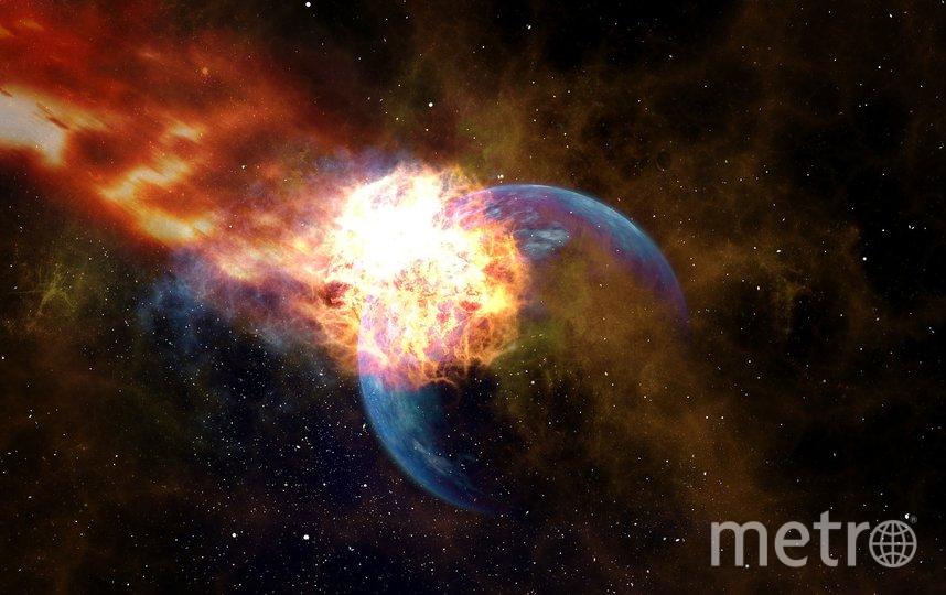 Учёные определили самый древний кратер на планете – он остался от астероида, который упал на Землю 2,2 млрд лет назад. Фото pixabay.com