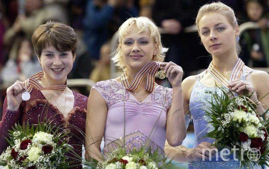 В 2002 году Мария Бутырская победила, Ирина Слуцкая была второй, а третьей стала Виктория Волчкова. Фото Getty