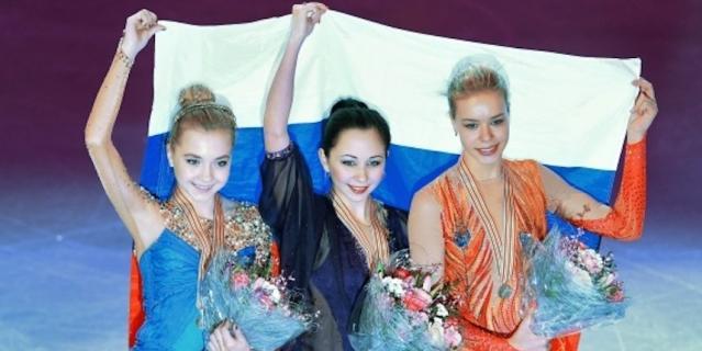 В 2015 году лучшей была Елизавета Туктамышева. Серебро и бронзу взяли Елена Радионова и Анна Погорилая.