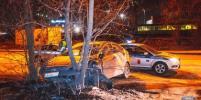 Полиция устроила погоню за водителем каршеринга в центре Петербурга: видео