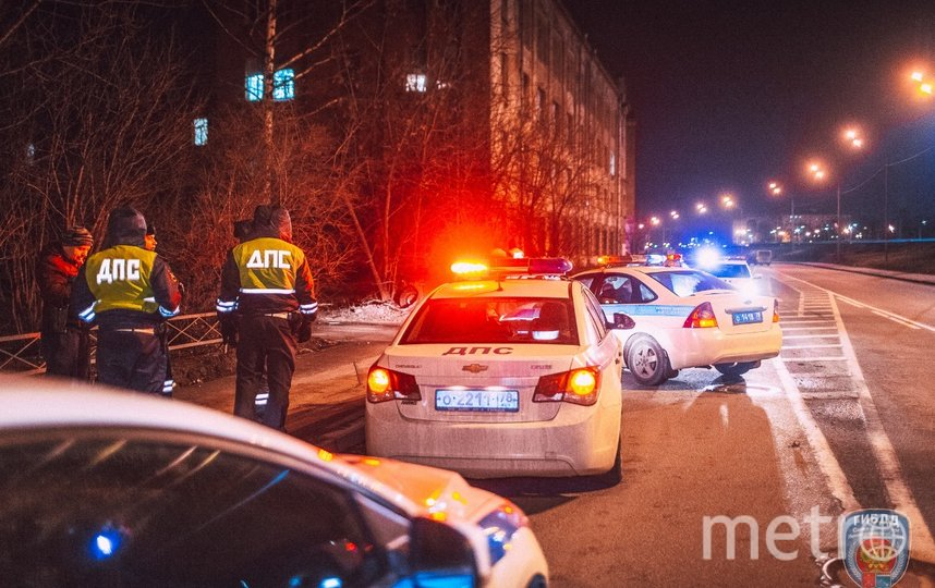 Фото: УГИБДД по Петербургу и Ленобласти.