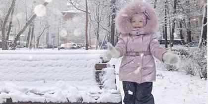 Дождались! Москвичи делятся в соцсетях красивыми фото снегопада