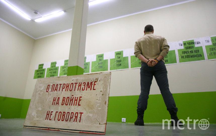 На выставке представлено 35 работ Славы Птрк. Фото Василий Кузьмичёнок