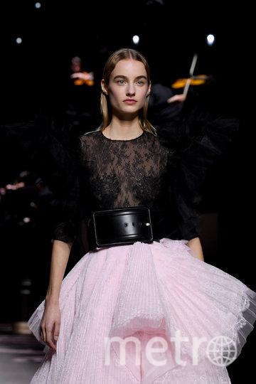 Показ Givenchy. Фото Getty