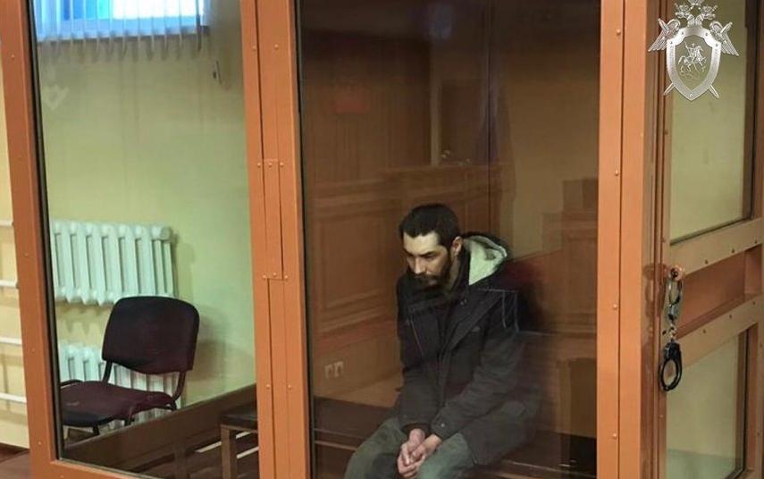 У обвиняемого в убийстве нашли психическое расстройство. Фото arh.sledcom.ru