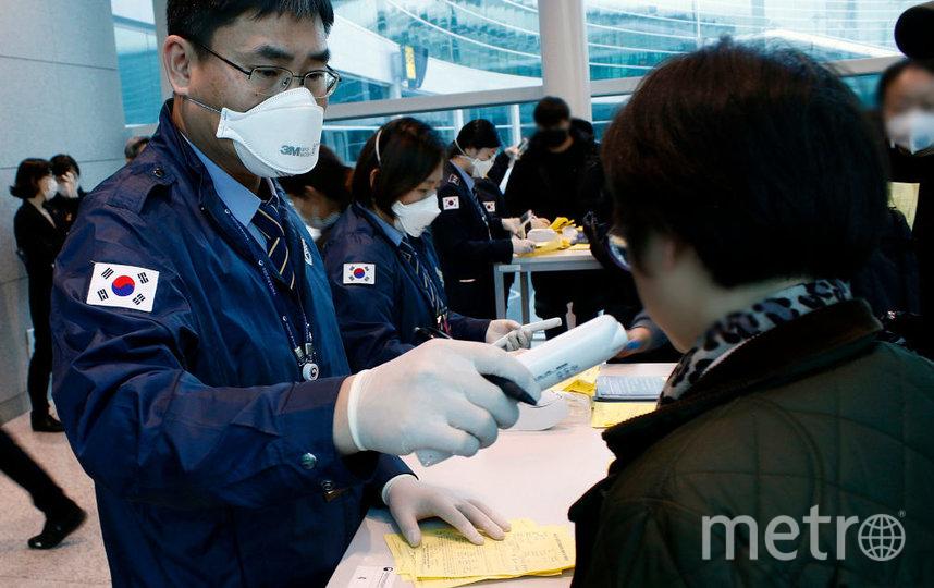 В КНР число заболевших превысило 570 человек. Фото Getty