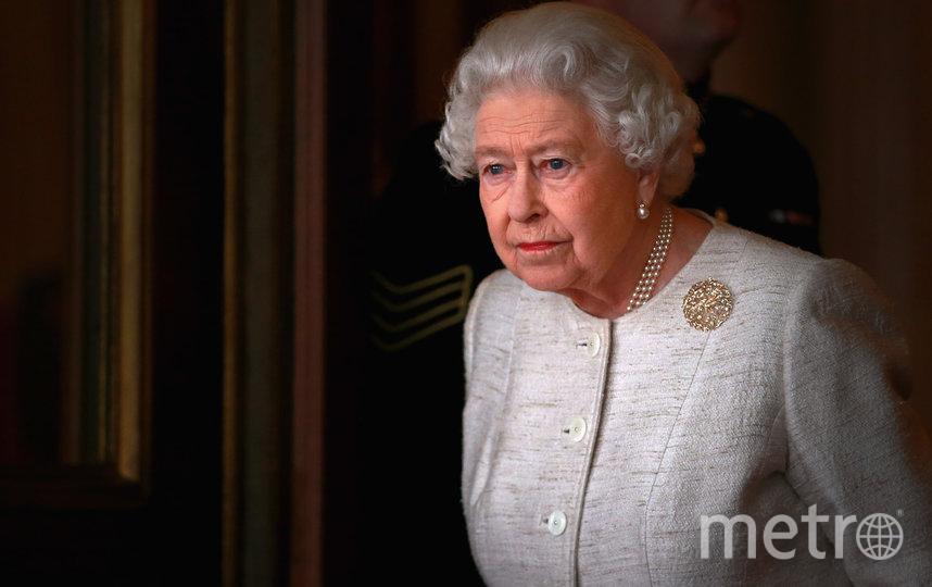 Королева Елизавета II подписала билль о Brexit. Фото Getty