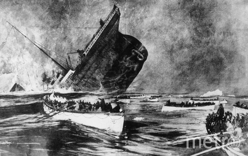 Титаник, архивное фото. Фото Getty