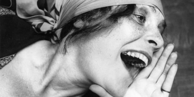 """Портрет Лили Брик. Выставка """"Александр Родченко. Из коллекции Still Art Foundation""""."""