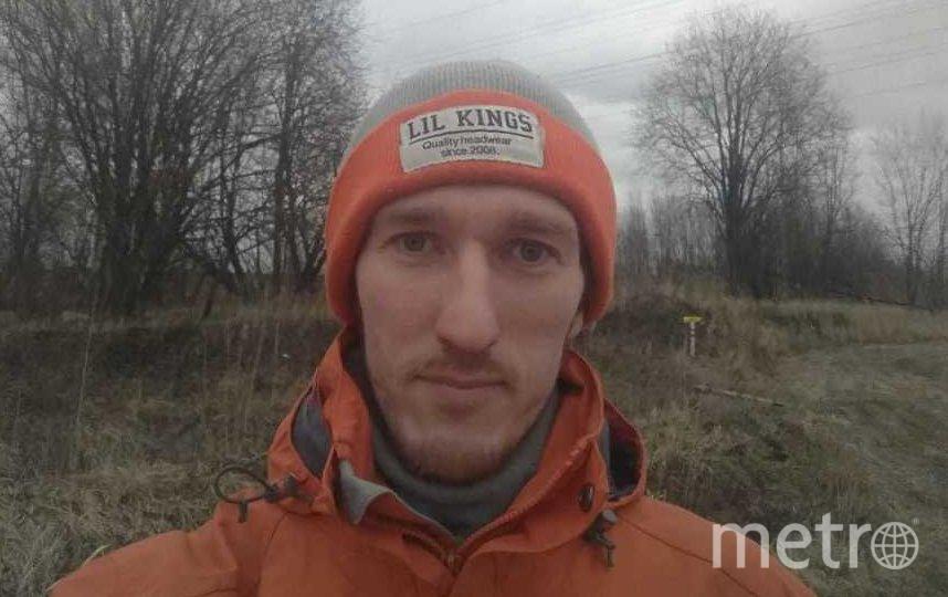 """Владимир, инструктор по танцам, 36 лет. Фото """"Metro"""""""