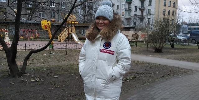 Дарья, мама в декрете, 28 лет.