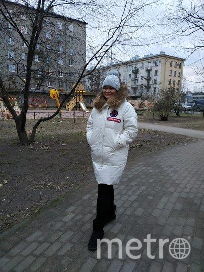 """Дарья, мама в декрете, 28 лет. Фото """"Metro"""""""